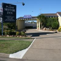 The Plains Motor Inn, hotel em Gunnedah