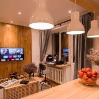 Mama Ro Apartments on Sakharova
