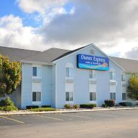 Dunes Express Inn and Suites, hotel in Hart
