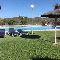 2162-Cozy 1 bedroom with sea view mountain view!, hotel en Castillo de Sabinillas