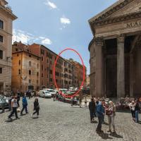 A Window on Pantheon