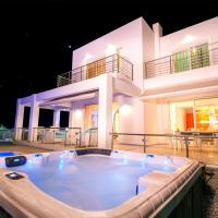 Villa White Lady, hotel in Kalithies
