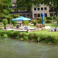 Pension Pulvermühle, hotel di Waischenfeld