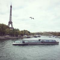 Eiffel Tower Champs De Mars