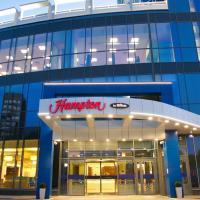 Hampton by Hilton Нижний Новгород, отель в Нижнем Новгороде