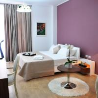 Golden City Hotel & Spa, Tirana, hotel in Tirana