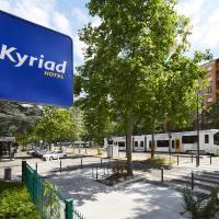 Kyriad Grenoble Centre, hotel in Grenoble