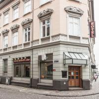 Hotel Bishops Arms Lund, hotel in Lund