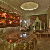Oread Cave Suites, hotel in Urgup