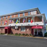 The Globe Inn, hotel in East Greenville