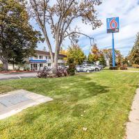 Motel 6-Yreka, CA