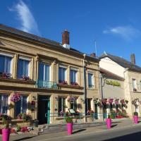 Logis La Sapinière、Remilly-Aillicourtのホテル