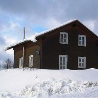 Detached holiday house in the Bavarian Forest in a very tranquil, sunny setting, hotel in Drachselsried