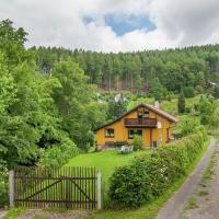 Cozy Holiday Home in Kurort Steinbach-Hallenberg near Ski Area