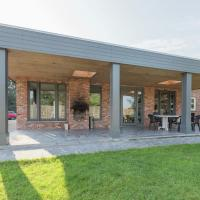 Stylish holiday home in Overpelt Limburg with terrace, hotel in Overpelt