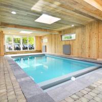 Luxury Holiday Home in Malmedy with Sauna near Lake