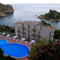 Hotel Isola Bella, hotell i Taormina