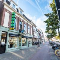 Stone Hotel & Hostel, hotel em Utrecht