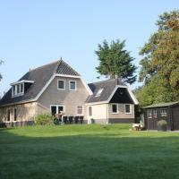 Modern Villa in Groet with Garden