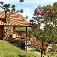 Chalés Araucária e Manacá, hotel in São Bento do Sapucaí