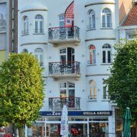 Hotel Aan Zee, Hotel in De Panne