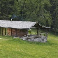 Berghütte Blockhaus