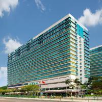 Regal Riverside Hotel, hotel in Hong Kong