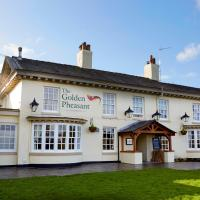 The Golden Pheasant, hotel in Knutsford