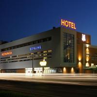 Hotel Planeta – hotel w mieście Brzesko
