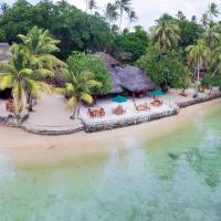 Toberua Island Resort, hotel in Toberua