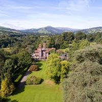 Gliffaes Country House Hotel, hotel in Crickhowell