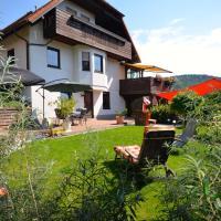 Ferienwohnung Rennsteigblick, hotel in Suhl