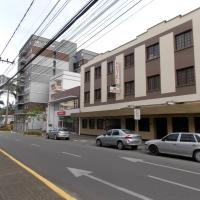 Hotel Mattes, hotel in Joinville
