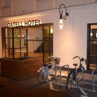 Gatell Hotel, hotel in Vilanova i la Geltrú