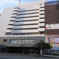 Hotel Crown Hills Himeji, hotel in Himeji