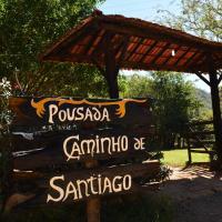 Pousada Caminho De Santiago, hotel in Alto Paraíso de Goiás