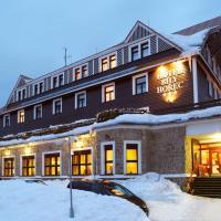 Spa Hotel Bily Horec, отель в Гаррахове