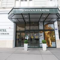 Hotel Johann Strauss, hotel in 04. Wieden, Vienna