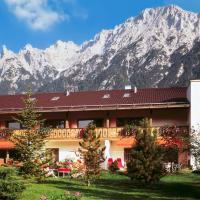 Hotel Franziska, Hotel in Mittenwald