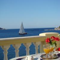 Tassos Apartments II, hotel in Agia Marina