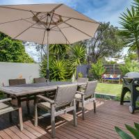 Front Beach Shack - renovated house in a quiet location, hotel in Blairgowrie