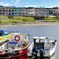 Ocean View Hotel, hotel em Rocky Harbour