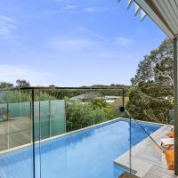 Lansdowne Villa - with swimming pool, hotel in Blairgowrie