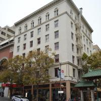 SF Plaza Hotel, hotel in Chinatown, San Francisco