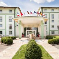 Parkhotel Plzen, отель в Пльзене