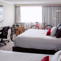 Hotel Universel Alma, hotel em Alma