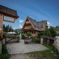 Tatrzański Bór Apartamenty, hotel in Małe Ciche