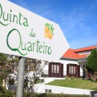 Quinta do Quarteiro, hotel em Povoação