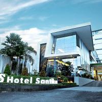 Hotel Santika Tasikmalaya, hotel in Tasikmalaya