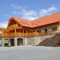 Szlovén Mintagazdaság, hotel Felsőszolnokon